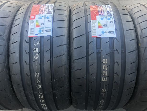 Set anvelope noi vara BMW Seria 5 E60 275/30/19 cu 245/35/19 FEDERAL