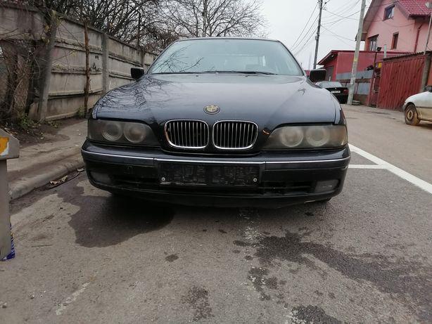 Capota motor BMW E39 în stare buna fără defecte