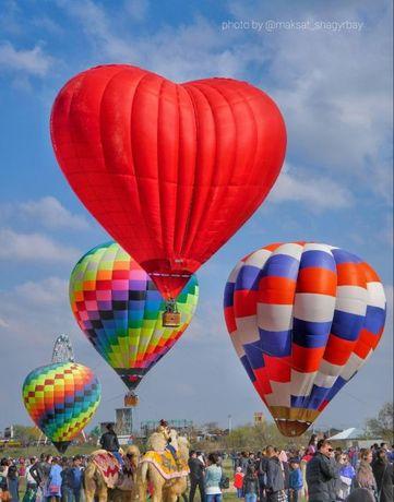 Воздушный шар, тепловой аэростат АХ-7