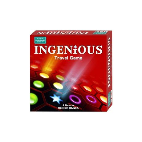 Joc de societate / board game Ingenious Travel