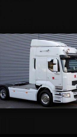 Renault dxi premium magnum midlum vehicule pt dezmembrare