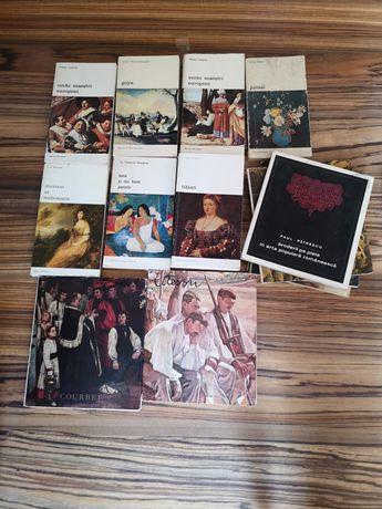 Diverse cărți arta pictura