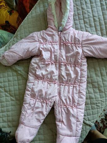 Детская куртка. Отдам за 3 шт альпенголда