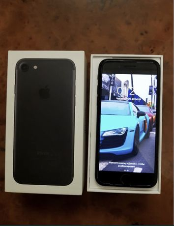 Продам iPhone 7, 128г в отличном состоянии