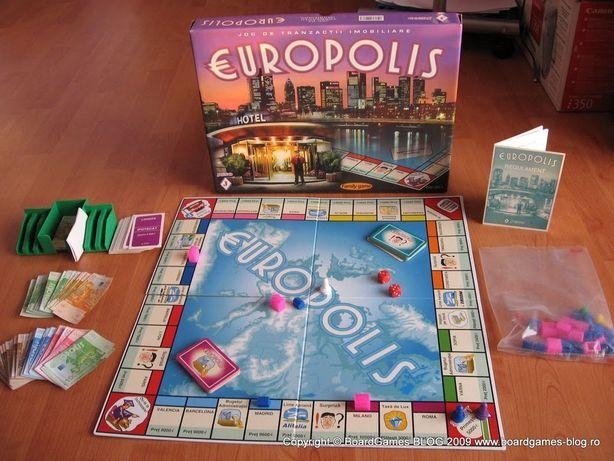 Europolis joc NOU