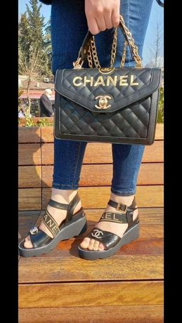 Set Damă Chanel, 2 piese