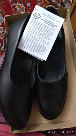 дамски униформени обувки КАВАЛЕР