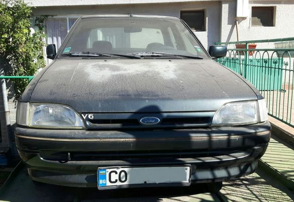 Ford Orion на части