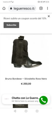 Botine Bruno Bordese