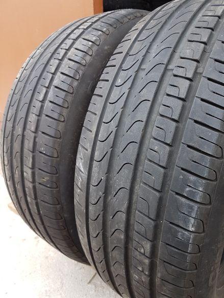2 бр. летни гуми Pirelli 225/60/17 5mm DOT 4912
