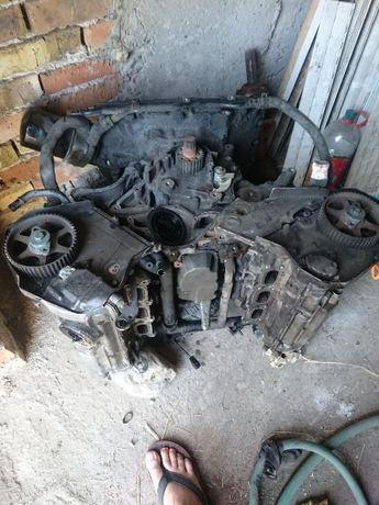 Двигател на части и задни гърнета за Ауди А6 2.8, 193 к.с.