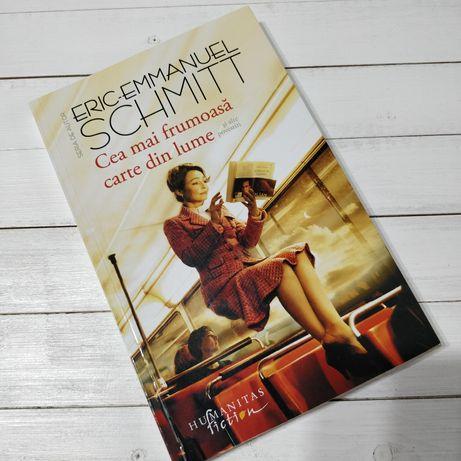 """Carte ,,Cea mai frumoasa carte din lume"""" de Eric Schmitt"""
