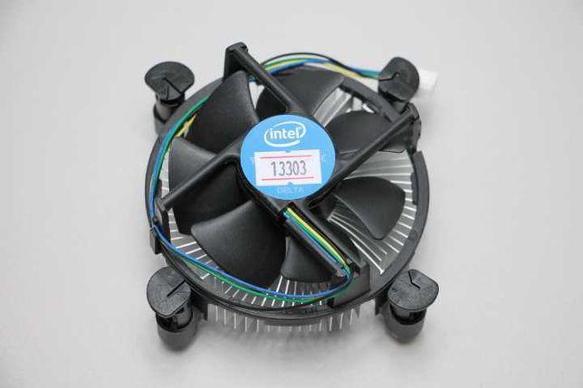 Кулеры для процессоров  Intel  S1155/1156/1151/1150 4 пинАлматы