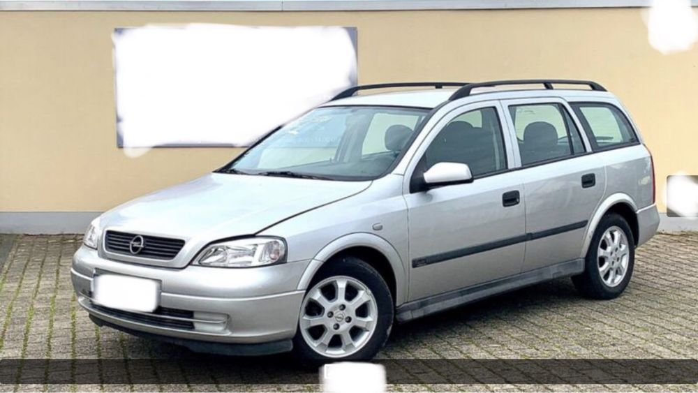 Opel astra g caravan break 2.0 dti si 1.7dti dezmembrat Ungheni - imagine 1