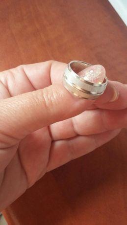 Vand inel din ag ,16 mm