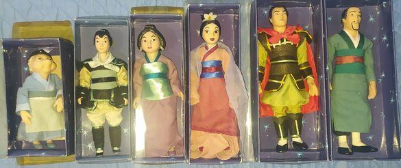 Колекционерски порцеланови фигурки на Мулан