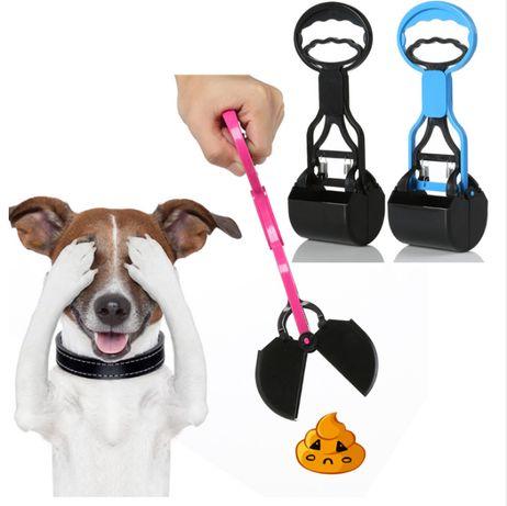 Уред за събиране на кучешки изпражнения на домашен любимец Кучета