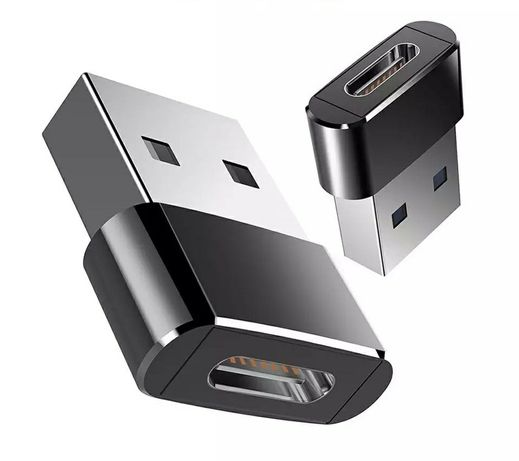 Преходник от USB към USB Type-C, Type-c Dongle, тип Ц донгъл