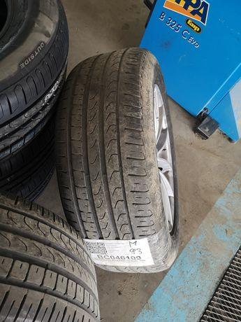 Vand 4 anvelope BMW X3 pirelli 225/60 R17