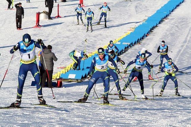 Проводится набор детей в секцию Лыжные гонки