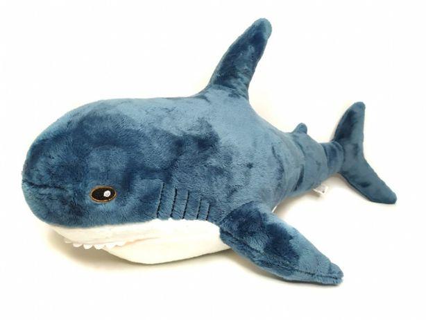 Плюшевая Игрушка Акула ИКЕА БЛОХЭЙ