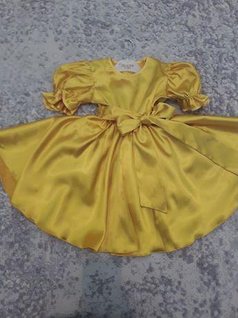 Продается платье на 3-4 годика