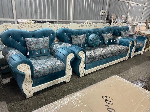 Диван и два кресла «Султан» диваны с креслами
