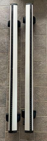 Bare transversale THULE pentru AUDI A4 cu kit prindere integrate
