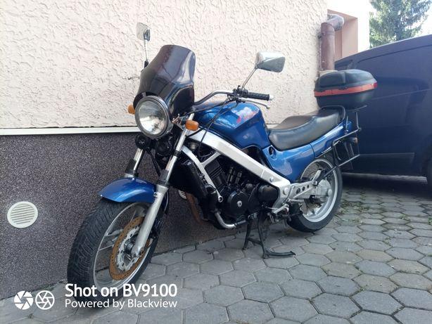 Vand motocicleta Honda NTV Revere 650.Schimb doar cu 125cmc mai nou.