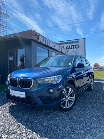 BMW X1 Bmw X1 X Drive ,Automat , TVA deductibil , Posibilitate Leasing / Rate