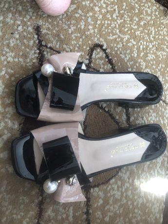 Продаю летнюю обувь, натуральная кожа, листайте