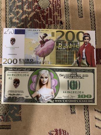 Доллар Барби