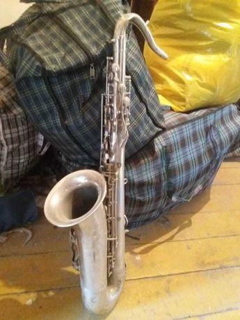 Альтовый саксофон