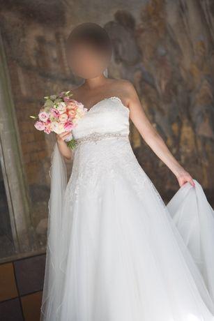 """Италианска сватбена рокля """"СOSMOBELLA MILANO"""""""