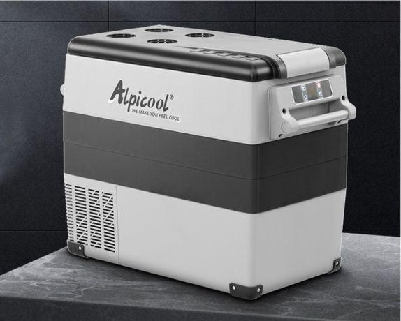 Автохолодильник мини авто холодильник 45л в салон машины автомобиль