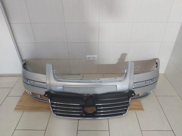 Pachet Bara Fata+Grila Radiator VW Passat B5.5 2000-2004 (LA7W (Gri))