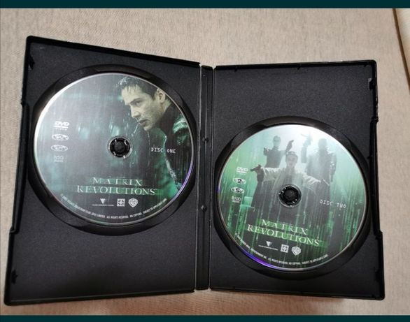 Matrix Revolutions - Deluxe edition - 2 DVD