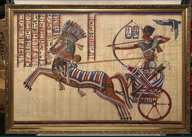 Tablou Papirus, Egipt