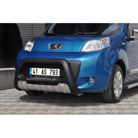 Bullbar fata Peugeot Bipper 08-Prezent Bucuresti - imagine 1