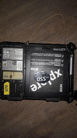 xplore ix104 ssd