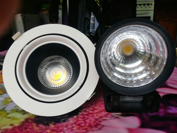 Lampa LED 43,8W  1200mA si Lampa LED  53 W 1400A
