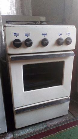 газовая плита Рабочая духовка