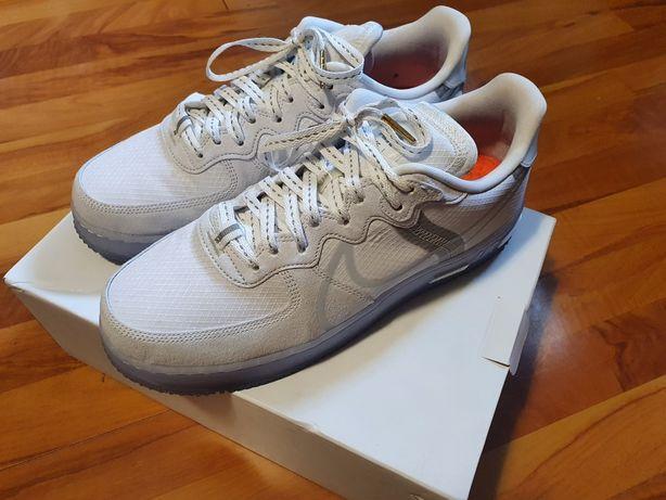 Adidasi nike Air force af 1 react qs light bone 45