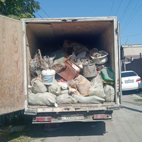Вывоз мусора , грузим всё . Строительный , тбо , всякий хлам. Газель