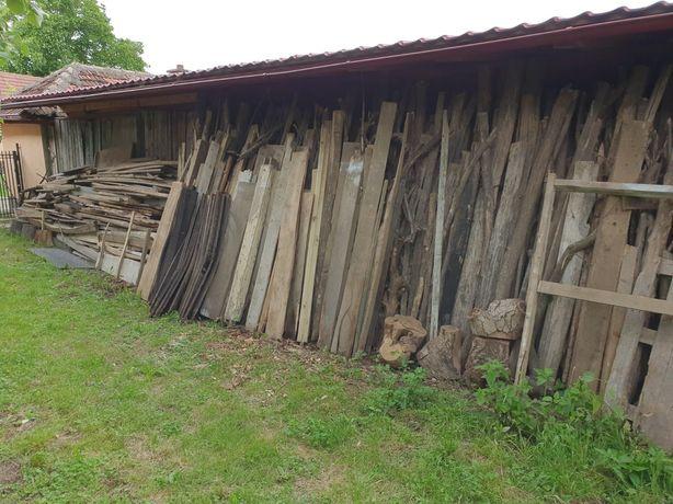 Vand lemne de foc stejar si salcam