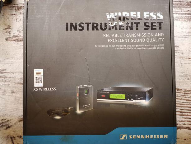 2 x Sennheiser wireless instrument set