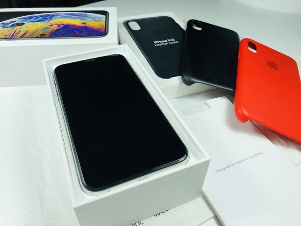 Iphone XS 256gb Neverlocked full box Silver Gray - ROG SERIOZITATE