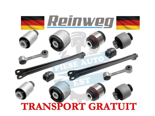 Kit brate spate BMW E46 14 piese + TRANSPORT GRATUIT