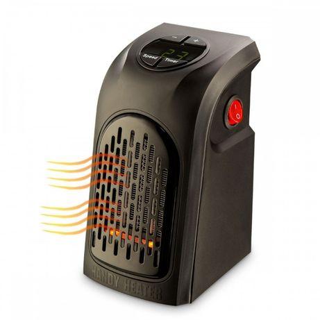 Мини вентилаторна печка / духалка с таймер Handy Heater, 400W