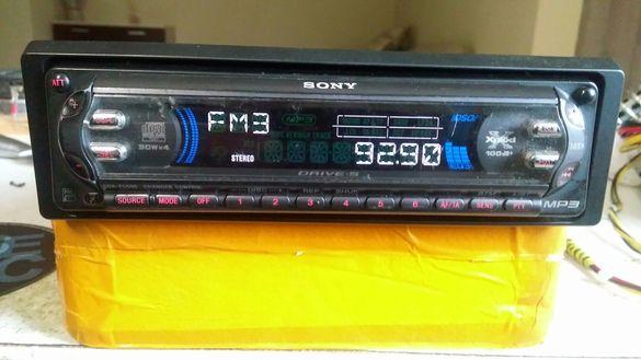 cd mp3 Sony CDX F5500